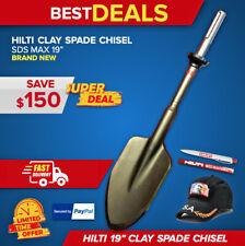 Hilti Clay Spade Chisel Sds Max 19 X 4 12 Brand New Free Extrad Fast Ship