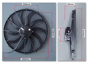 PWAC16SK 16 inch Skew Blade 2024CFM SPAL