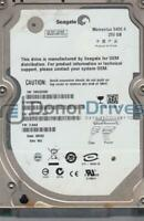 ST9250827AS, 5RG, WU, PN 9DG134-500, FW 3.AAA, Seagate 250GB SATA 2.5 Hard Drive
