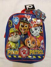 Paw Patrol-Mini Mochila Para Niño, Multicolor. (3)