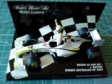 Jenson BUTTON - MINICHAMPS 400090122 - BRAWN - BGP 001 - Winner Australian