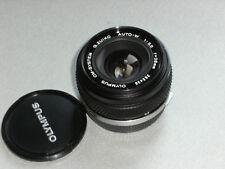 Olympus OM Zuiko 3.5/28mm - eccellente, verificato