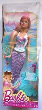 Barbie Sirena Bcn82 Mattel 2013