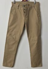 G-STAR FAEROES TAPERED CHINOS - size 29
