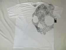 Skullcandy T-Shirt XL Original   Black Line Skull  New