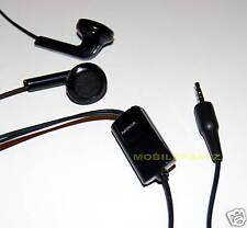Genuine Nokia Jet Black Handsfree Headset for 3109 3110 3120 3500 6220 Classic
