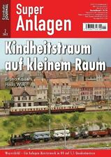 Eisenbahn Journal - Kindheitstraum auf kleinem Raum 2-2013 Super Anlagen