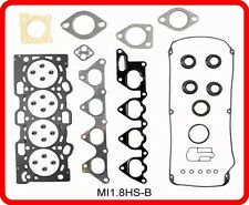 Mitsubishi 3000GT Set of 2 Exhaust Pipe Flange Gaskets Stone MB 687002