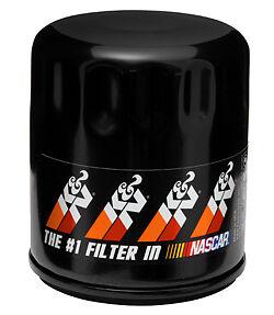 K&N oil filter HP-1001 corresponding to K&N Pro Series Oil Filter PS-1001