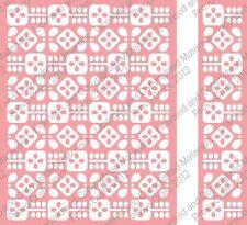 Cuttlebug A2 Embossing folder & Border - Flower Folk - 2001793