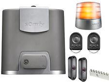 SOMFY Schiebetorantrieb Elixo 500 3S RTS Comfort Set 24V