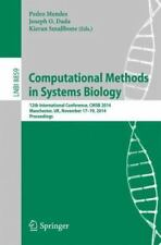 Computational Methods in Systems Biology : 12th International Conference,...