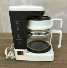 Vintage Norelco Express 1-4 Cup Automatic Drip Coffee Maker Model Hb5124