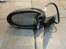 JAGUAR s-TYPE PASSENGER SIDE ELECTRIC WING MIRROR IN BLACK 3003-303 (2921A)