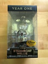 FUNKO DISNEY TREASURES YEAR ONE PIONEER EXCLUSIVE STEAMBOAT WILLIE MICKEY MOUSE