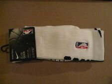 Nike Elite NBA Quick Crew Basketball Socks, NBA SX7037, Large