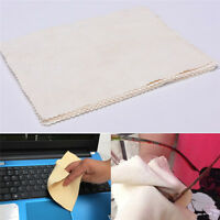 Natural Chamois Leather Car Cleaning Cloth Washing Suede Absorbent Towel OS