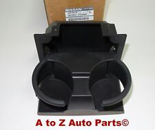 NEW 08-12 Nissan Pathfinder, 07-14 Frontier, 09-14 Xterra CUP HOLDER Assembly,OE