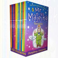Humphrey Carpenter Mr Majeika Collection 14 Books Pack Set NEW