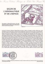 Document Philatélique Timbre 1er Jour : 06/06/ 1981 - Aéronautique & l'Espace