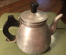 Vintage Aluminum Nitto Tea Pot
