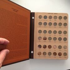 Lincoln Penny Collection in album 1909-2015 with 1909 svdb and 1922 weak d