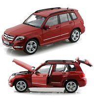 1:18 MAISTO PREMIERE Edizione - Mercedes GLK CLASSE - Rosso - Rosso