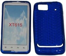 Blue Silicone/Gel/Rubber Cases & Covers for Motorola