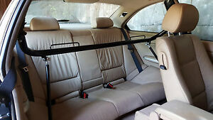 Harness bar for BMW E46 Coupe / M3 / Compact Gurtstrebe Gurtbügel podpěra držáky