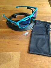 Oakley Occhiali Da Sole Blue telaio e lenti