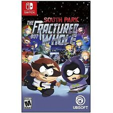 Switch - South Park Fractured But Whole Brand New Sealed