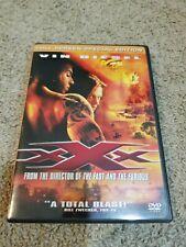 Triple Xxx Dvd Vin Diesel - Full Screen Special Edition