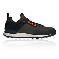 Five Ten Mens Fivetennie Approach Shoes Black Green Sports Outdoors Breathable