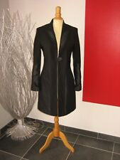 ELEGANT MANTEAU LEGER COAT LEGATTE SAVE THE QUEEEN T III 38 UK 10 COMME NEUF
