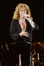 """12""""*8"""" concert photo ofLed Zeppelin playing at Knebworth 1979"""