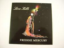 FREDDIE MERCURY - LOVE KILLS - CD SINGLE CARDSLEEVE NEW UNPLAYED 2006 - QUEEN