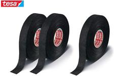 Tesa 51608 25m x 19mm Adhesive Wiring Cloth Tape Original ISOBAND 3 pcs Pack New