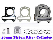 50cc REBUILD KIT FOR SCOOTERS WITH 50cc QMB139 MOTORS