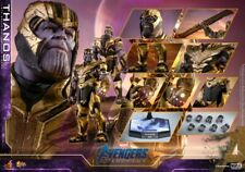 "Hot Toys MMS529 1/6 ""Avengers 4: The Final Battle"" Thanos Soldier Figure Toys"