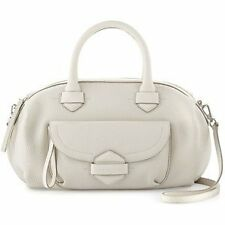 Marc By Marc Jacobs 'Half Pipe Duffel' Leather Satchel Lily Flower