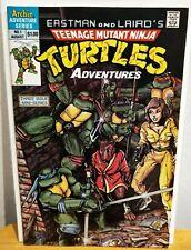 Teenage Mutant Ninja Turtles Adventures #1 1988 Archie Comics NM
