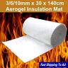 30x140cm Super Light Silica Aerogel Insulation Hydrophobic Mat Material  G