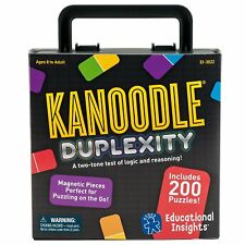 KANOODLE DUPLEXITY PUZZLE GAME - A TEST OF LOGIC & REASONING NEW