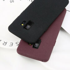 Shockproof Matte Silicone Gel Case Cover for Apple iPhone 6 X 7 8Plus Samsung S9