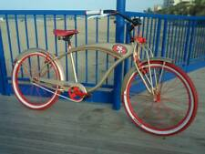 Bicicletta Cruiser Custom Bike San Francisco 49ers