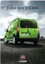 Fiat Fiorino Combi 2008 UK Market Sales Brochure 1.4 1.3 Multijet