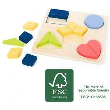 """Smallfoot - Jigsaw Puzzle Shapes """" Educate """" 11101"""