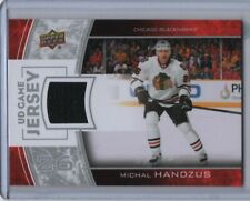 2013-14 Upper Deck Series 1 Game Jersey #GJ-MH Michal Handzus