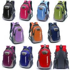 Children Waterproof Backpack Girl Boy Travel Rucksack Bookbag School Bag Satchel