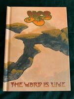 YES ~ THE WORD IS LIVE - ULTRA RARE 3CD BOX SET (2005, RHINO) - USED